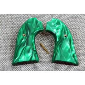 Ruger Bisley Green Kirinite Grips