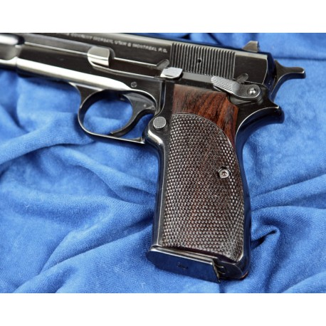 Browning Hi Power Rosewood Spl. Checkered
