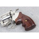 Colt Diamondback Genuine Rosewood Finger Position Grips - SMOOTH