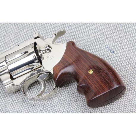 Colt Diamondback Rosewood Combat Grips