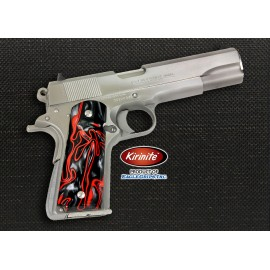 Kirinite™ LAVA FLOW Grips for the 1911