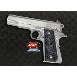 Colt Officers Model 1911 Kirinite® BLACK ICE Grips
