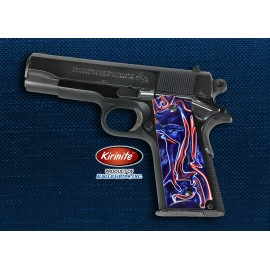 1911 Officer's Compact Kirinite® Patriot Grips