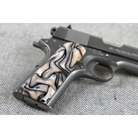 Colt Officer's Compact 1911 Kirinite® Oyster Grips