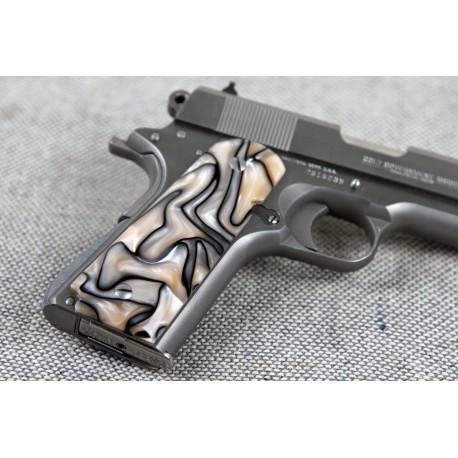 Kirinite™ Oyster Grips for the Colt 1911