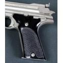 Auto Mag .44 Black Poymer Pistol Grips - Checkered