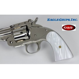 Navy Arms Schofield White Pearl Kirinite™ Grips