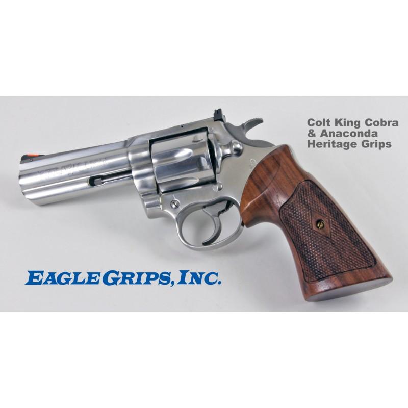 Colt Firearms King Cobra Display Case Plaque