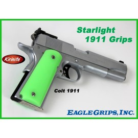 Colt 1911 Starlight Kirinite Grips