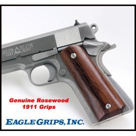 1911 - Genuine Rosewood Grips