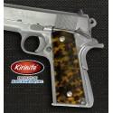 1911 - Kirinite® Pistol Grips - TORTOISE SHELL