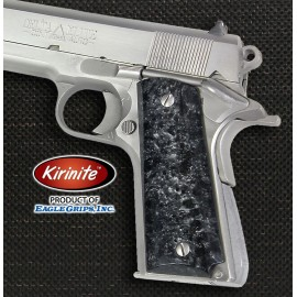 1911 Kirinite® Black Ice Grips