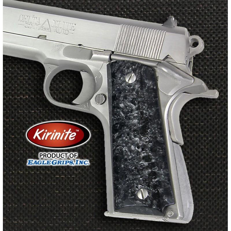 1911 - Kirinite® BLACK ICE Pistol Grips