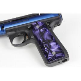 Ruger 22/45 .22LR - PURPLE HAZE Kirinite Pistol Grips