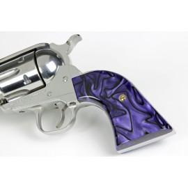 Ruger New Vaquero Classic PURPLE HAZE Kirinite™ Grips