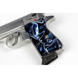 Walther PPK/S by Smith & Wesson - Cyclone Kirinite Pistol Grips