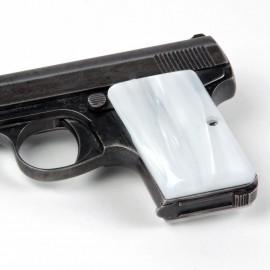 Baby Browning .25 Auto Kirinite® White Pearl Grips
