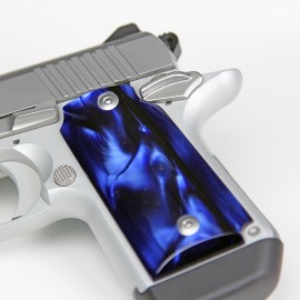 Kimber Micro 380 Blue Pearl
