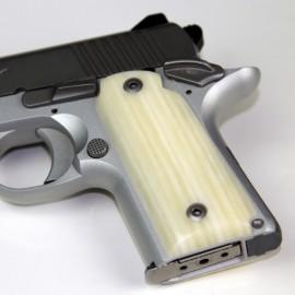 Kimber Micro .380 Kirinite® Ivory Grips