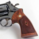 S&W N Frame Square Butt Walnut Heritage Grips