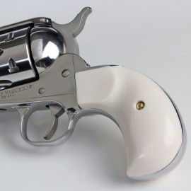 Ruger Birdshead Gunfighter Ultra Ivory Grips - SMOOTH
