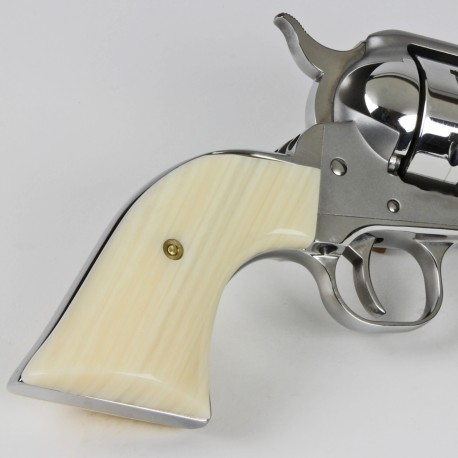 Ruger New Vaquero - Kirinite™ Ivory Grips