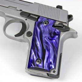 Sig Sauer P238 Kirinite™ Pistol Grips - Wicked Purple