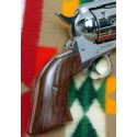 Ruger Pre-1962 Flattop Original Blackhawk Genuine Rosewood Smooth Panel Grips