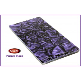 Kirinite™ PURPLE HAZE Knife Handle Scales & Sheets
