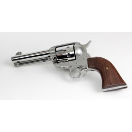 "Ruger ""Old"" Vaquero Evil Roy ACTION Rosewood Grips - SMOOTH"