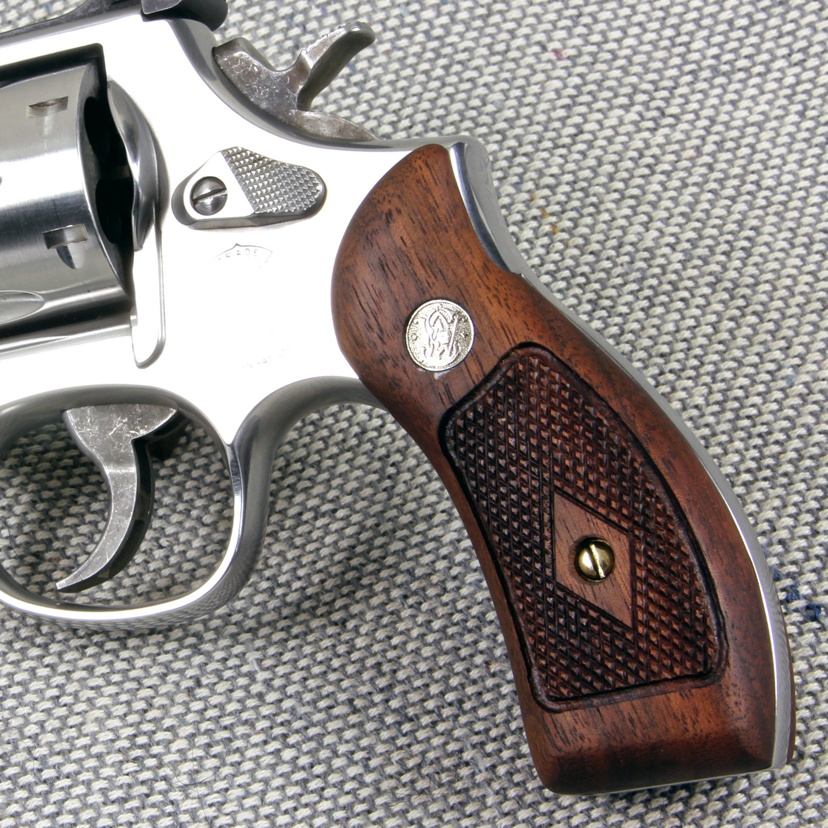 S&W K/L Frame Round Butt Revolver Grips - Eagle Grips, Inc. - The ...