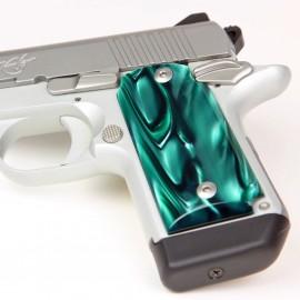 Kimber Micro 9 Emerald Bay Kirinite® Grips