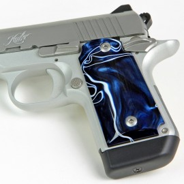 Kimber Micro 9 Cyclone Kirinite® Grips