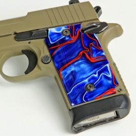 Kimber Micro 9 Patriot Kirinite® Grips