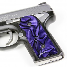 Kimber Micro 9 Purple Haze Kirinite® Grips