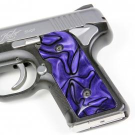 Kimber Micro .380 Purple Haze Kirinite® Grips