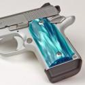 Kimber Micro .380 Aqua Marine Kirinite® Grips