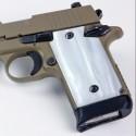 Sig Sauer P238 Kirinite® White Pearl Grips