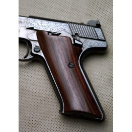 Colt Woodsman 2nd. Generation Rosewood Grips