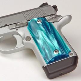Sig Sauer P938 Kirinite® Aqua Marine Grips
