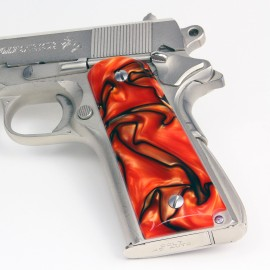 1911 Kirinite® Bengal Tiger Grips