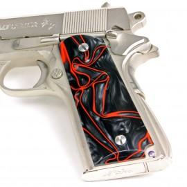 1911 - Kirinite® LAVA FLOW Pistol Grips