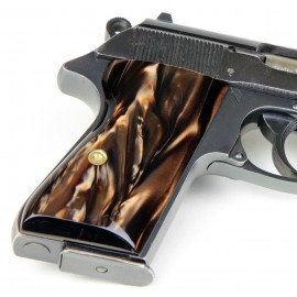 Walther PPK/S by Interarms Kirinite® Goddess Pistol Grips