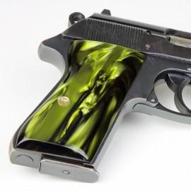 Walther PPK/S by Interarms Kirinite® Venom Pistol Grips