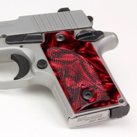 Walther PPK/S by Interarms Kirinite® True Blood Pistol Grips