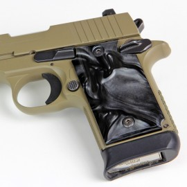 Walther PPK/S by S&W Kirinite® Carbon Pistol Grips