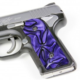 Walther PPK/S by Interarms Kirinite® Purple Haze Pistol Grips