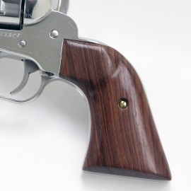 Ruger New Vaquero Genuine Rosewood Gunfighter Grips - Smooth