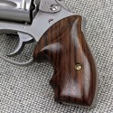 Taurus Model 85 GENUINE ROSEWOOD Secret Service Grips - SMOOTH