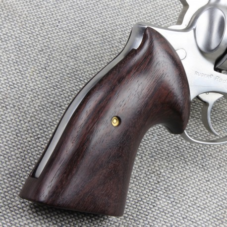 Ruger Redhawk Classic Rosewood Grips Smooth